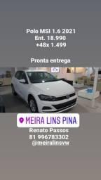 Polo MSI 1.6 2021 - Renato Passos - *