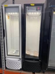 Expositora de bebidas slim 230L visa cooler