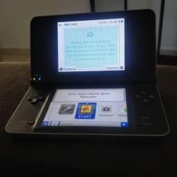 Nintendo DSi XL Original com 6 Jogos