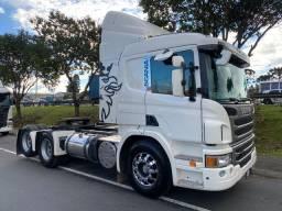 Scania P 360 Trucado 6x2 Com Retarder Único Dono 2014 Lindo