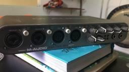 Interface M-Audio Fast Track Ultra