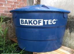 Caixa D'Água Polietileno Bakof Tec 1000L