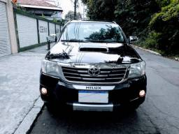 Toyota Hilux  SRV 3.0 TOP 4X4 CD Diesel Automático 2014