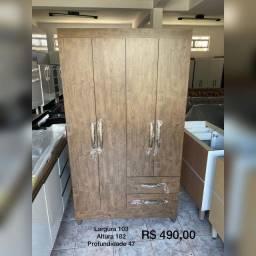 Armário 4 portas