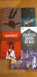 hq graphic novel lote2