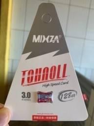 Título do anúncio: Cartão de Memória Micro SD Mixza De 128 gb