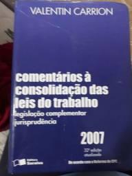 CLT  Editora Saraiva.