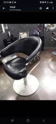 Título do anúncio: Cadeira cabeleireiro