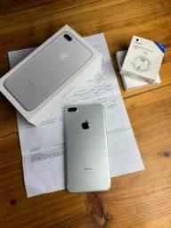 iPhone 7 Plus 128GB - Prata