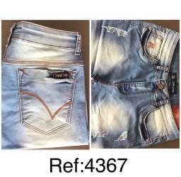 bermuda jeans com boa qualidadr,compra sem medo