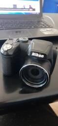 Título do anúncio: Câmera Nikon l315
