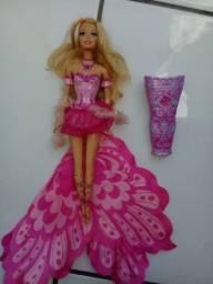 Boneca Barbie fada/sereia do filme Mermaidia(Fairytopia)