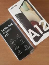 Lançamento! Samsung A12 64gb LACRADO