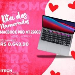 NOVO MACBOOK PRO M1 [ MODELO 2020 DE 256 SSD ]