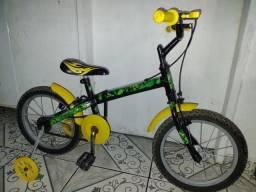 Título do anúncio: Bicicleta Aro 16 Infantil, Hulk