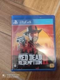 Jogo red dead redemption 2 simi novo