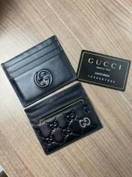 Título do anúncio: Porta cartão Gucci