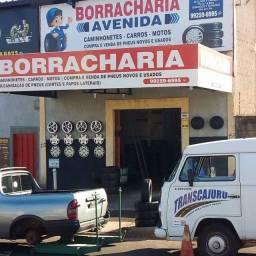 Título do anúncio: BORRACHARIA AVENIDA