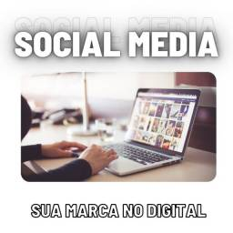 Título do anúncio: Gestão de redes sociais
