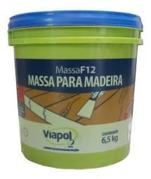 Título do anúncio: Massa para  Madeira Mogno 6,5KG