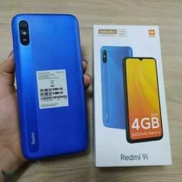 Título do anúncio: Redmi 9i 4+64Gb Verde/Azul