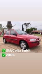 Título do anúncio: GM/Celta Spirit - 2006