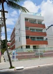 Apartamento de 1 Quarto Beira Mar no Cabo Branco