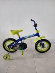 Bicicleta Lnfantil Aro 12 Usado