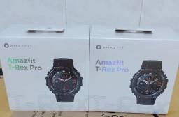 Relógio Smartwatch Xiaomi Amazfit - T-Rex A1919 com Bluetooth e GPS
