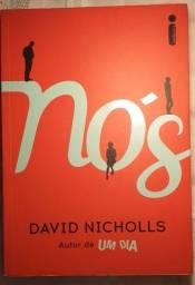 Título do anúncio: Livro Nós do autor David Nicholls