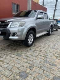 Toyota Hilux a mais nova do olx