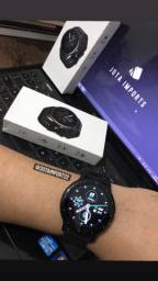 Smartwatch original lige / entrega grátis / coloca foto na tela