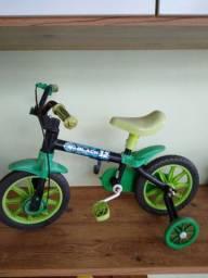 Título do anúncio: Bicicleta infantil aro 12.
