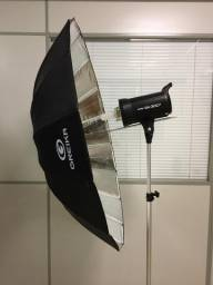 Sombrinha softbox