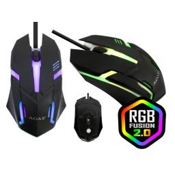 Mouse Aoas Wired Game Glow Mouse V05