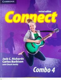 livro connect 4 combo