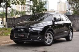 Audi Q3 Attraction 2.0T - Bancos em couro caramelo - 2014