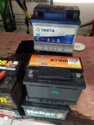 Compro Bateria Usada de carro