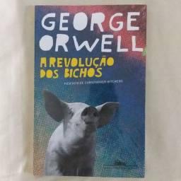 Livro a Revolução dos Bichos (novo)