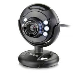 Título do anúncio: WebCam Multilaser Iluminação Night Vision 16.0 Megapixel - WC045