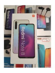 Redmi Note 8 da Xiaomi.. Fabuloso Desempenho! Novo Lacrado Entrego agora!