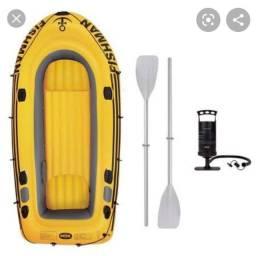Barco (bote) Fishman 350
