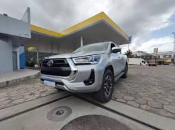 Título do anúncio: Toyota Hilux SRX 2021 sem detalhes!!