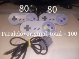 Controles(Joysticks) de Super Nintendo.