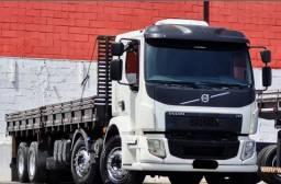 VM 330  ishift bitruck carroceria / Parcelamento