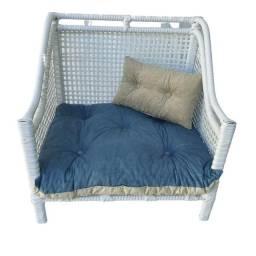 Cadeira - Casa para cachorros e gatos 60x55 COD:064