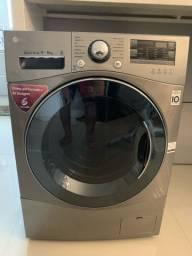 Máquina de lavar e secar roupa LG