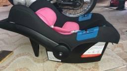 Bebê conforto burigoto rosa