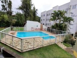 Título do anúncio: Apartamento com 2 dormitórios, 52 m², R$ 280.000 - Bom Retiro - Teresópolis/RJ.