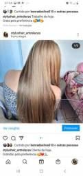 Entrelace mega hair